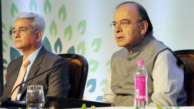 Arun Jaitley Finance Bill 2017