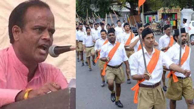 Kundan Chandrawat Symbolise Forthcoming Fascist Menace