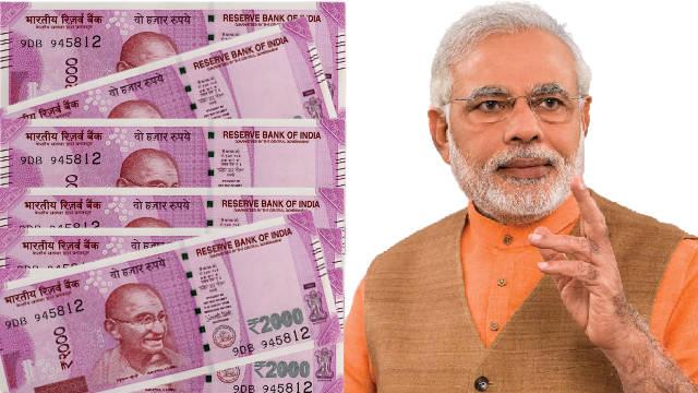 Modi attacked the Economists critical of demonetisation