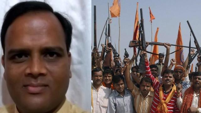 Kundan Chandrawat Calls for Kerala CM's Murder