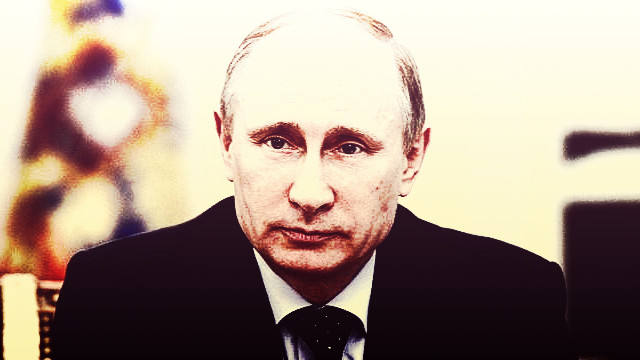 Vladimir Putin Russian Presidential Election Victory