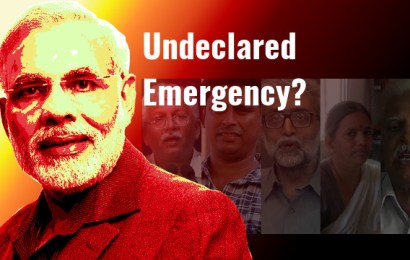 Did the Modi regime impose an undeclared emergency on India?