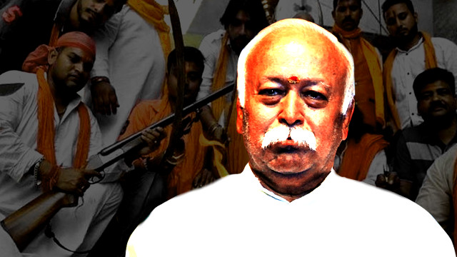 Mohan Bhagwat's liberal ranting no watershed moment for the RSS