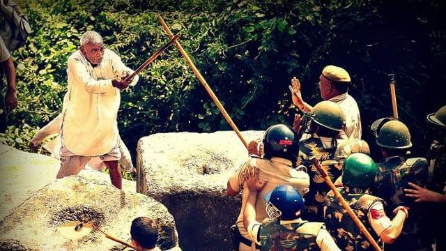 Farmer Struggle Kisan Kranti Padyatra