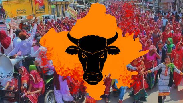 Farmers vs Hindutva Rajasthan Assembly Election