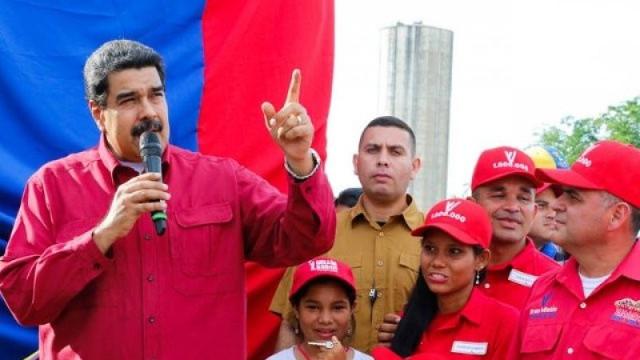 Venezuela Resist US Imperialism