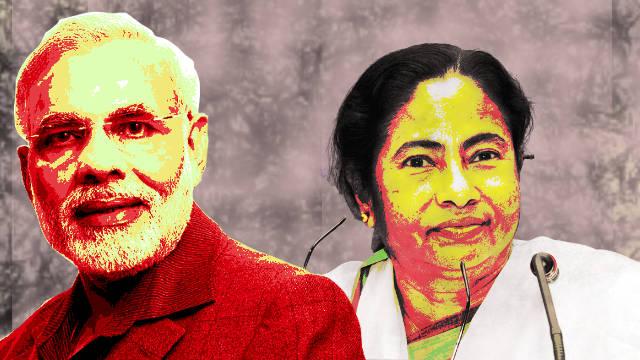 Mamata Banerjee vs Narendra Modi Duel as West Bengal Suffers