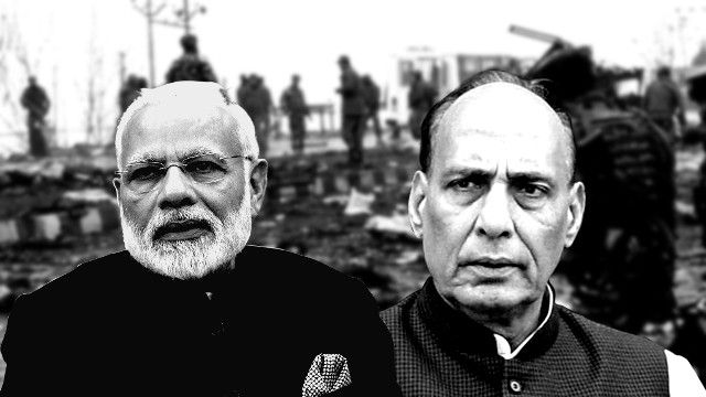 Pulwama militant attack and Modi regime