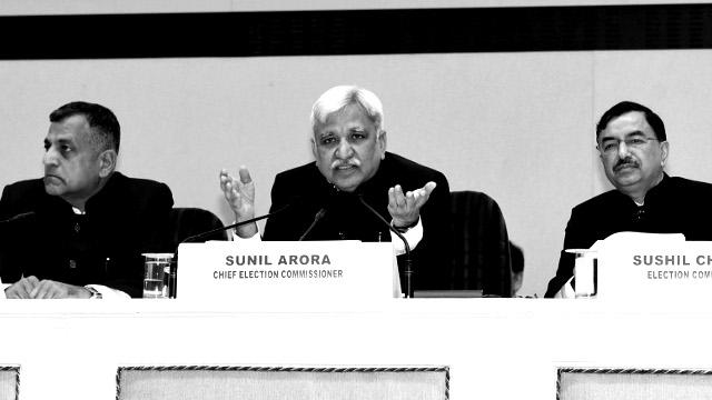 CEC Sunil Arora Finally Announced Poll Dates