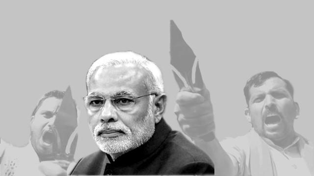 Modi's denial to acknowledge Hindu terror is an attempt to shield Hindutva terror