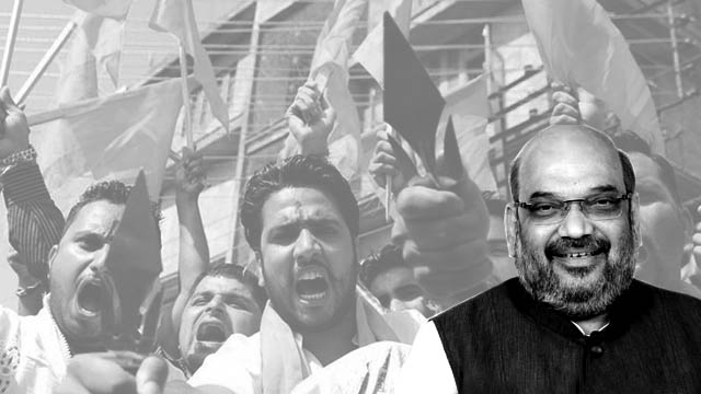 India to reel under Amit Shah's Hindutva fascist juggernaut