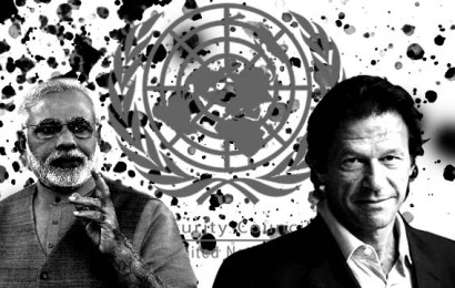 UNSC mocked Kashmir's agony by asking India and Pakistan to talk and resolve the issue