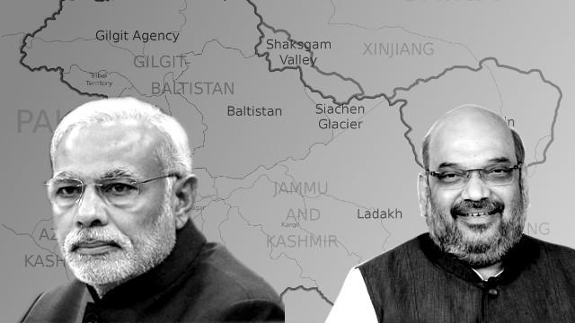 Kashmir, lies and lies of Modi lies on the way