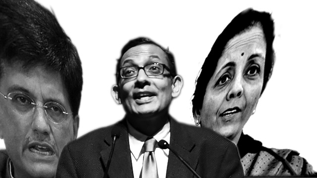 Why Nobel Laureate Abhijit Banerjee when we've Piyush Goyal and Nirmala Sitharaman?