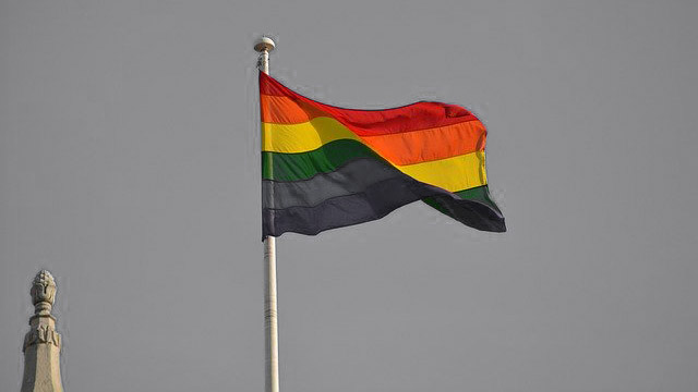 Can the LGBTQ rainbow flag and status quo movements defeat Hindutva fascism?