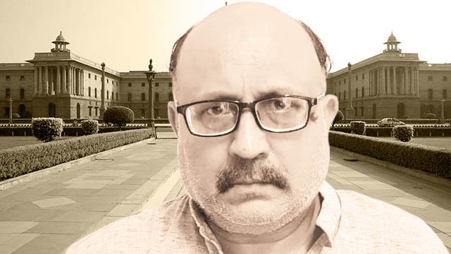 Rajeev Sharma – the spy or the victim of press clampdown?