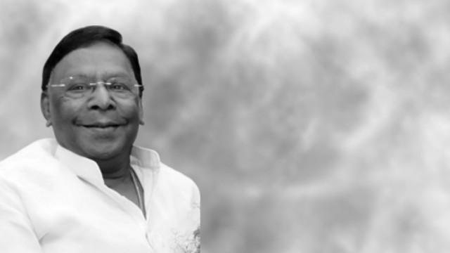 Narayanasami's resignation