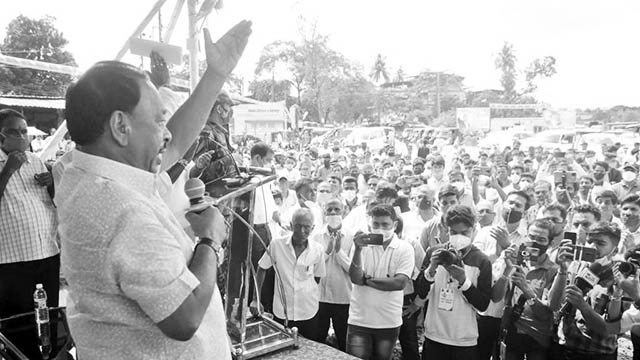 Narayan Rane's arrest over slap row and the BJP's hypocritic ruckus