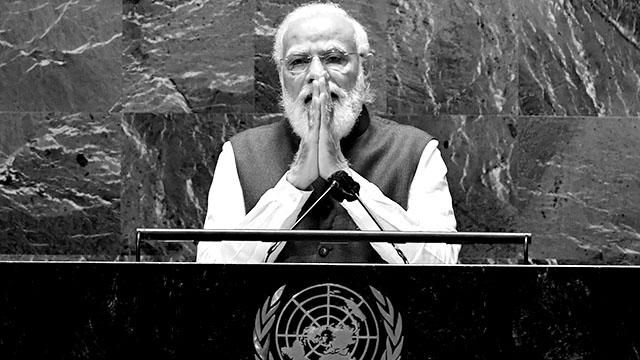 Why Modi's UNGA speech was full of hypocrisies and rhetoric?