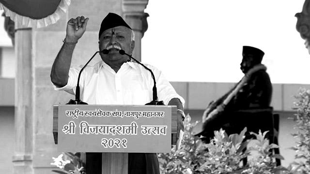 Inside Mohan Bhagwat's 2021 Vijaya Dashami speech: a roadmap for BJP