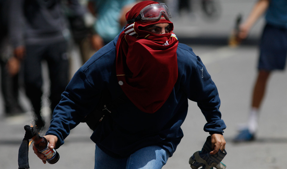 Venezuela: Right-wing opposition supporters launch bosses' strike