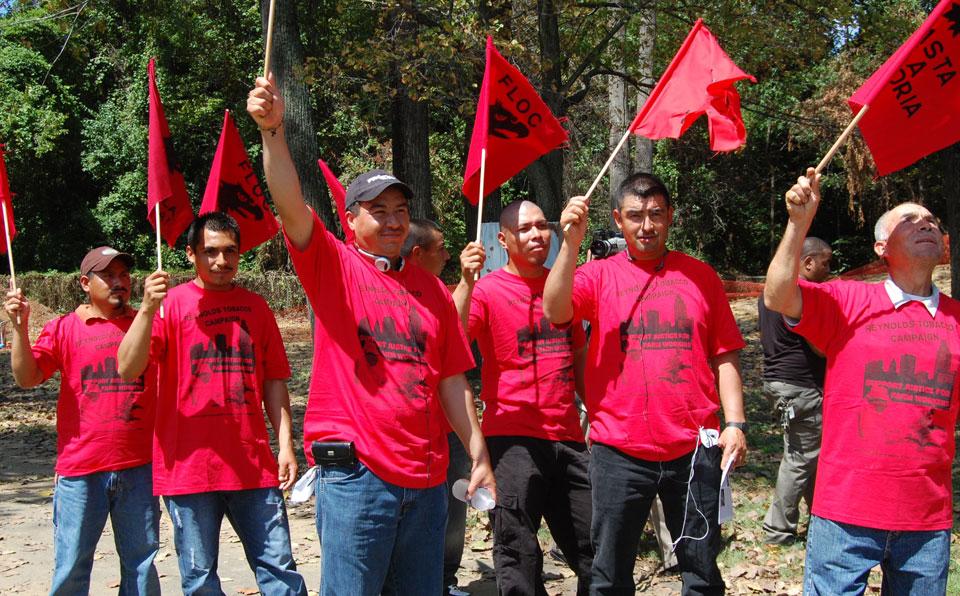 North Carolina farmworkers win back right to bargain for dues checkoff