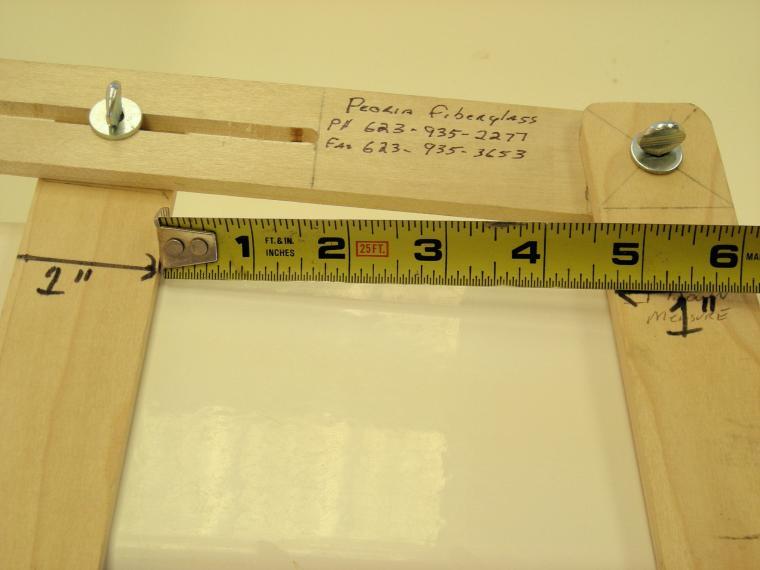 Measuring Tub