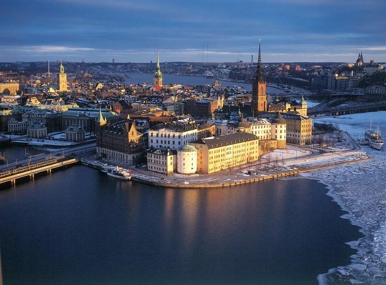 Photo de la Suède