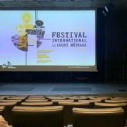 Soirée de diffusion de la compétition nationale 1 du Festival Internationale du Court Métrage de Lille