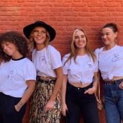 Présentation des modèles de t-shirt de la marque Haute Piqûre