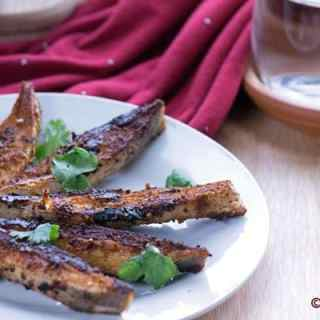 Chettinad Fish Fry-Pomfret Fish with warm Spices
