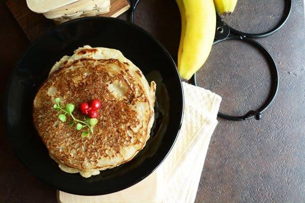 Instant Banana Dosa Recipe