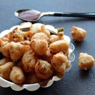 Punugulu Recipe with Idli Batter