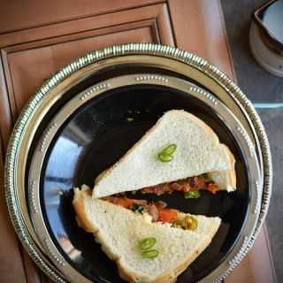 Bakery Style masala Bread Sandwich Recipe
