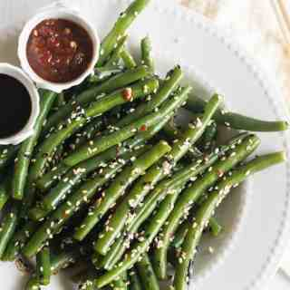 Best Chinese green beans Salad