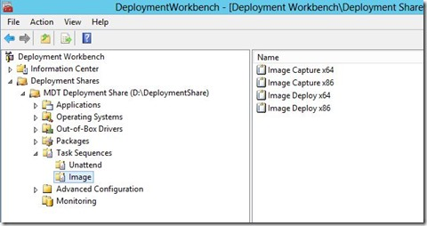 DeploymentWorkbench Deployment Workbench