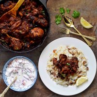 Dry Roasted Chicken / Nadan Chicken Ularthiyathu