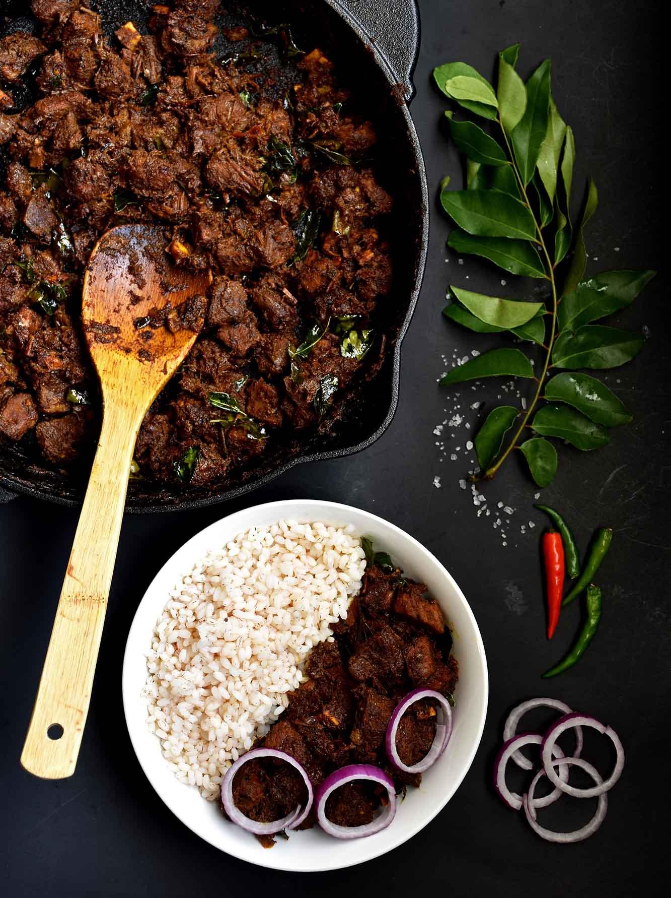 Beef ularthiyathubeef dry roast pepper delight beef dry roast pepper delight pepperdelightblog recipe beefularthiyathu beef nadan forumfinder Gallery