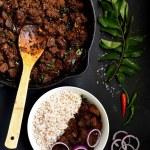 Beef Dry Roast - Pepper Delight #pepperdelightblog #recipe #beefularthiyathu #beef #nadan #erachiularthiyathu #arabic #kerala #beeffry #beefroast #beefcurry #celebration #christmas #easter #christianrecipes #beefolathu #kallushaapstylebeef #beefvarattiyathu #beefularthu