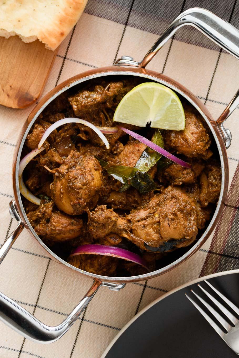 Pepper Chicken - Pepper Delight #pepperdelightblog #recipe #pepperchicken #chicken #nadan #murghkalimirch #kerala #chickendryroast #chickenroast #chickencurry #christmas #easter #christianrecipes #pepper #spicy #indian