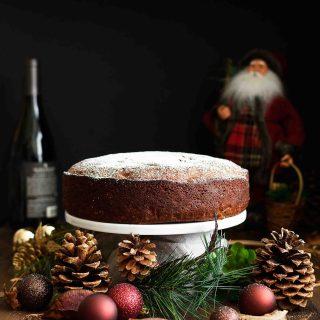 Christmas Fruit Cake / Kerala Style Plum Cake