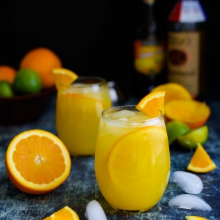 Orange Crush- Pepper Delight #pepperdelightblog #recipe #orangecrush #orange #drinks #cocktails #summercocktails #crushcocktail #summerdrinks #orangedrink