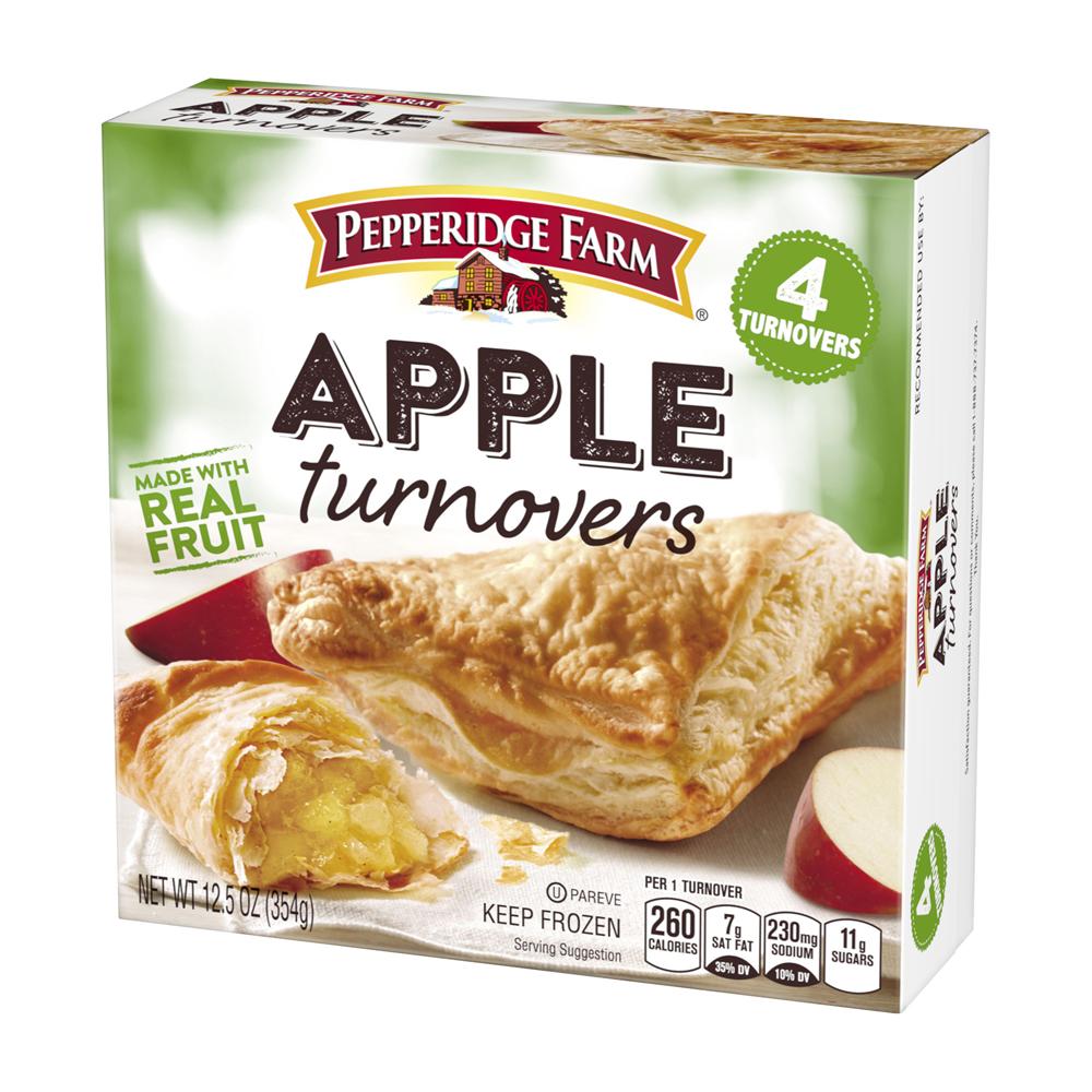 Apple Turnovers Pepperidge Farm