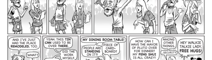 Comic Convention Season is Upon Us – A little Webcomic Tribute