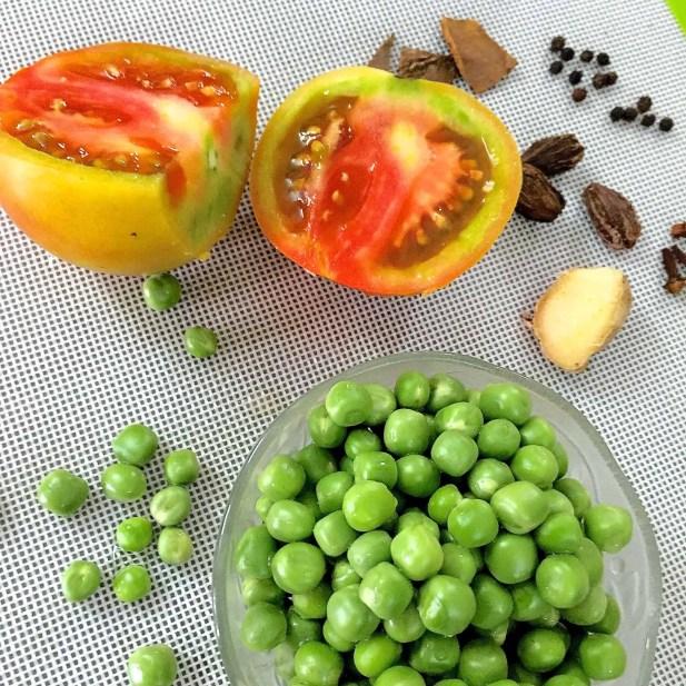 Ingredients for Tehri_PepperOnPizza.com