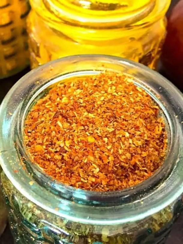 Homemade Rasam Powder_PepperOnPizza.com