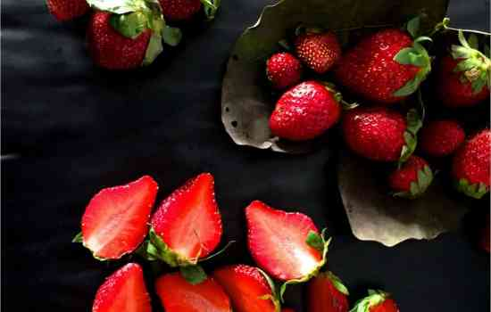 Fresh Ripe Strawberries – Delicious Bites of Nutrition