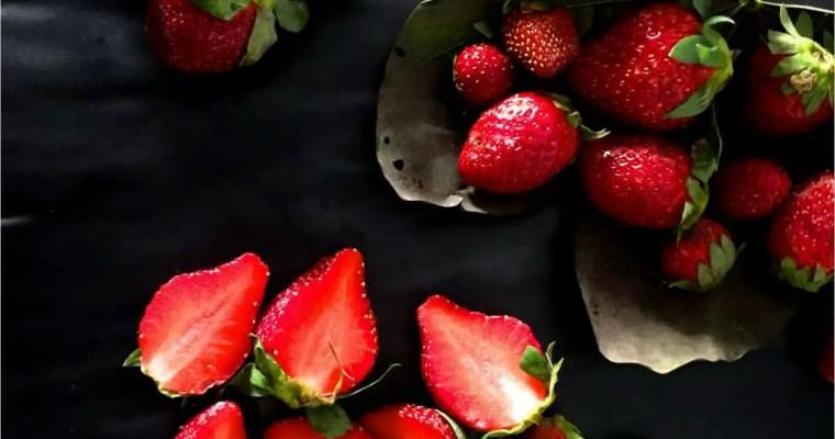 Fresh Ripe Strawberries – Delicious Bites of Nutrition