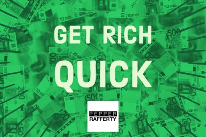 Get Rich Quick increase your income