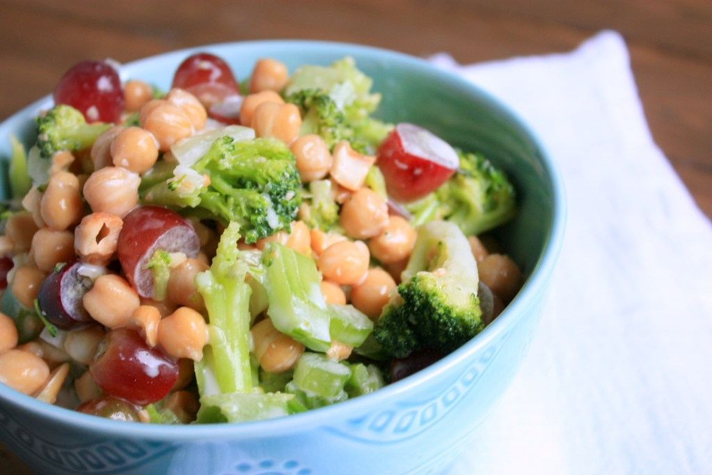 Sweet and Savory Bean Salad
